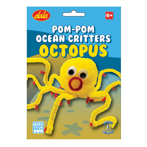 Ocean Critters Octopus${variant_titlescreen-shopping.myshopify.com