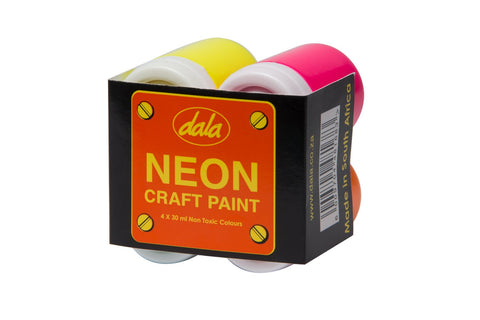 Craft Paint Neon 4 X 30 ml Kit${variant_titlescreen-shopping.myshopify.com