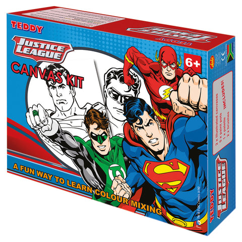 Superman Canvas Kit${variant_titlescreen-shopping.myshopify.com