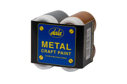 Craft Paint Metallic Kit 4x 30 ml${variant_titlescreen-shopping.myshopify.com