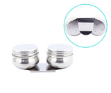 Stainless Steel Double Dipper with Lids${variant_titlescreen-shopping.myshopify.com