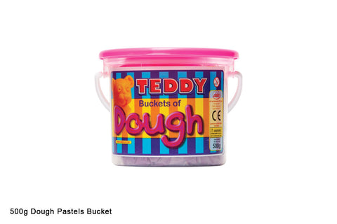 Teddy Dough Bucket - Pastel Colours${variant_titlescreen-shopping.myshopify.com
