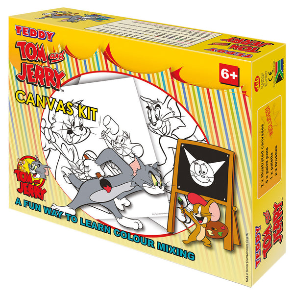 Tom & Jerry Canvas Kit${variant_titlescreen-shopping.myshopify.com