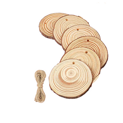 Natural Wood Slices