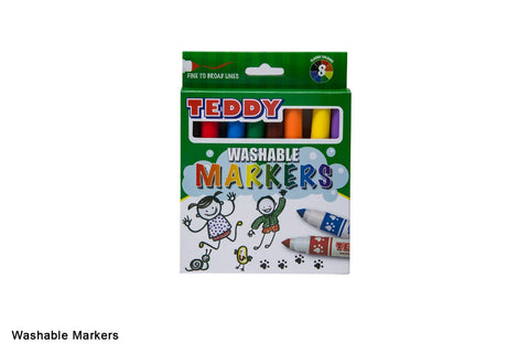 Teddy Washable Markers${variant_titlescreen-shopping.myshopify.com