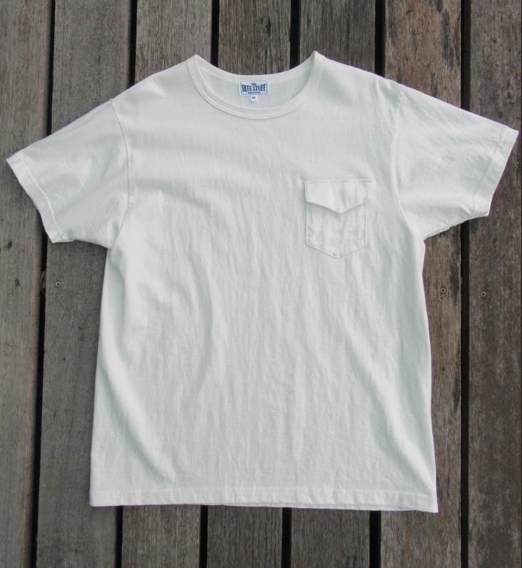 Pockets and things: A T-shirt This Way Comes