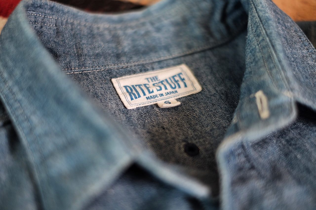 The Rite Stuff Heracles label
