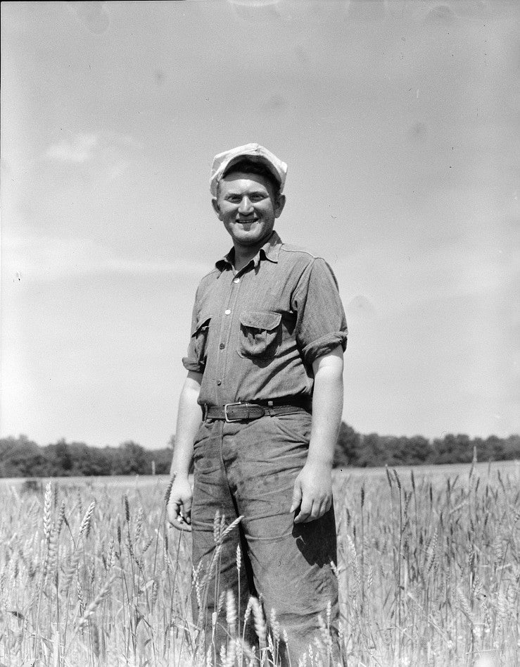Workshirt photo from 1930's