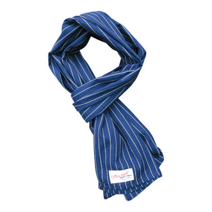 [The Rite Stuff] Wabash Indigo Scarf