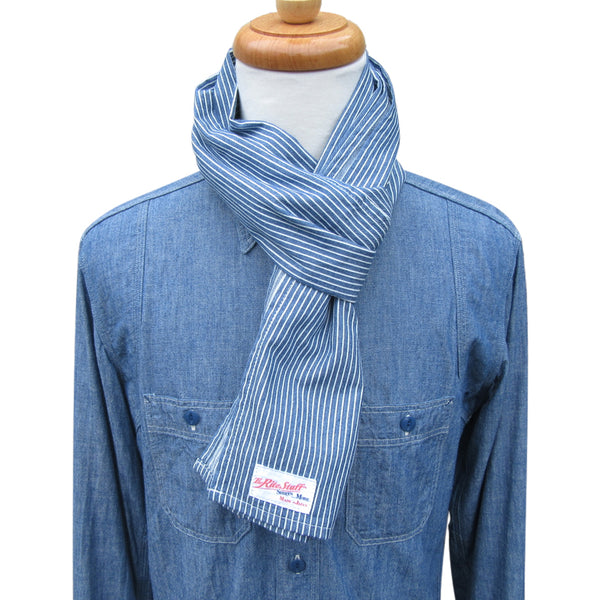 The Rite Stuff - Hickory Stripe Scarf