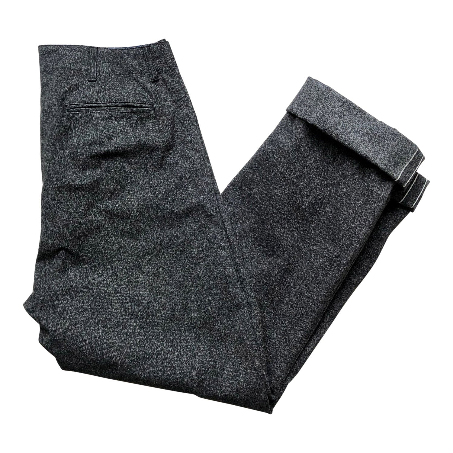 The Rite Stuff - Daybreak Salt & Pepper Work Pants (Charcoal)