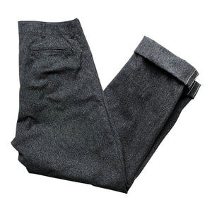 {Pre-order for Nov. 2020} The Rite Stuff - Daybreak Salt & Pepper Work Pants (Charcoal)