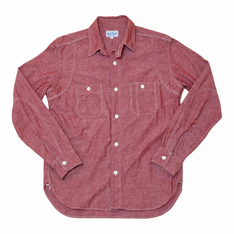[The Rite Stuff] Heracles Work Shirt (Red)