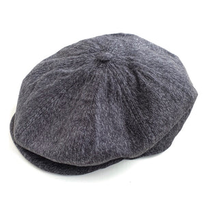 [The Rite Stuff] - Waverly 8-panel Cap (Charcoal)
