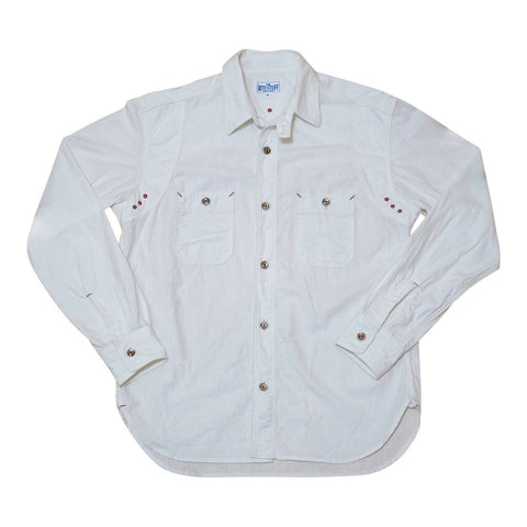 [The Rite Stuff] Heracles Work Shirt - Ecru (Pre-order for April 2020)
