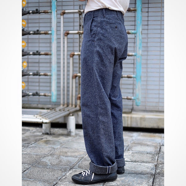 The Rite Stuff - Daybreak Salt & Pepper Work Pants (Navy)