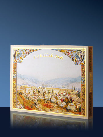 Kiddush Book ek1