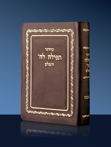 Pocket Tehilim L026