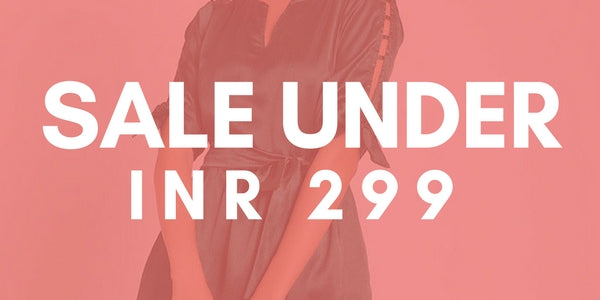 Sale under 499, Offer, Women's Apparel, Online Shopping