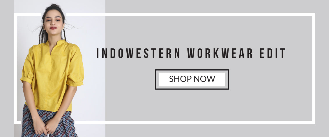 Indo Western, Online Shopping, Women's Apparel, Slide-image-1