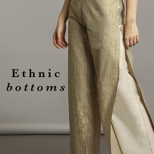 Bottoms, Indo Western, Women's Apparel, Online Shopping, Uptownie
