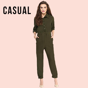 Casual, Jumpsuits, Women's Jumpsuits, Online Shopping, Uptownie
