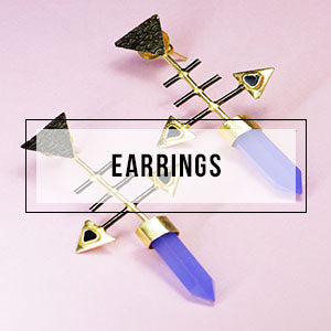 Earrings, Jewellery, Women's Accessories, Online Shopping