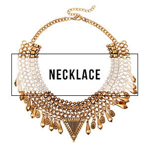 Necklace, Jewellery, Women's Accessories, Online Shopping