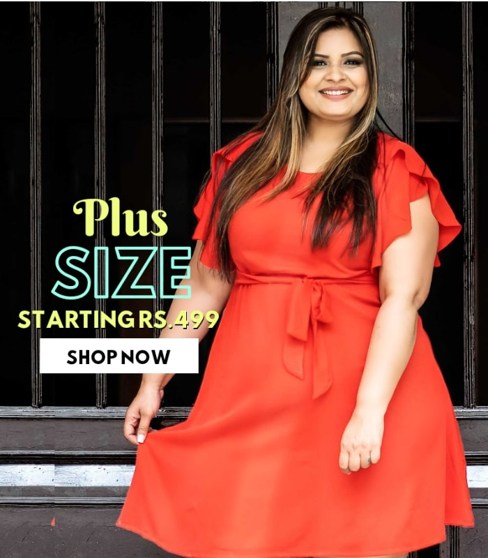 plus size, Offer, discount, Online Shopping