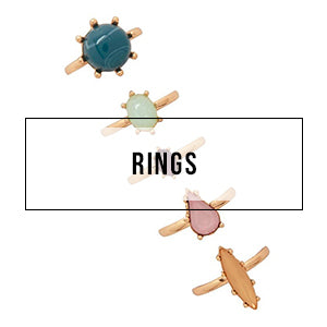 Rings, Jewellery, Women's Accessories, Online Shopping