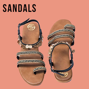 Sandals, Footwear, Women's Footwear, Online Shopping, Uptownie