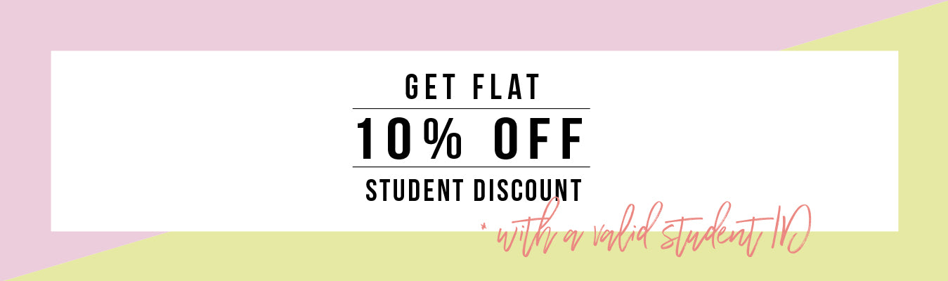 Student discount, Uptownie, Offers, Women's Apparel