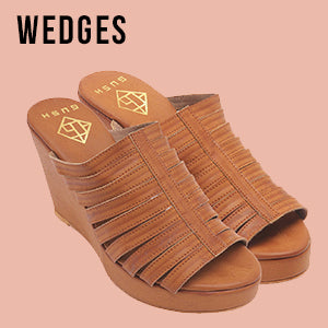 Wedges, Footwear, Women's Footwear, Online Shopping, Uptownie