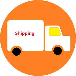 Shipping Fee - Reverse + Forward Shipping - Uptownie