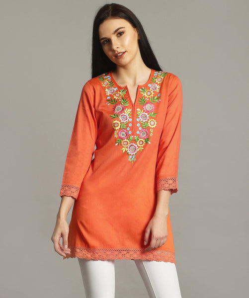 The Sunny Side Up Tunic
