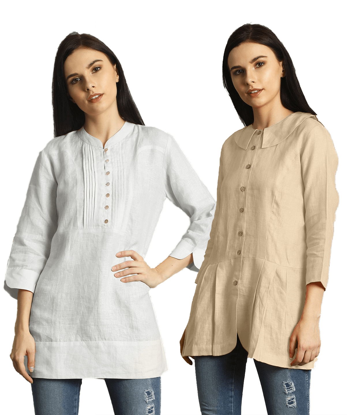 Basic Kurtas Super Saver Combo - Uptownie