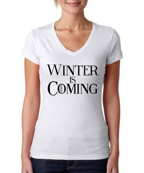 Winter Is Coming (Cotton)