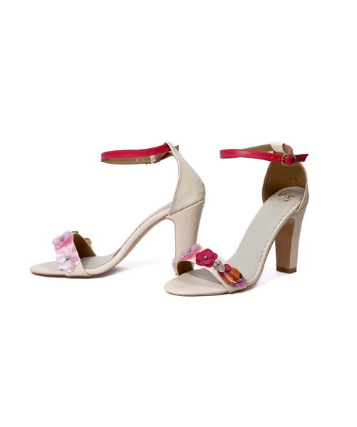 Butterflower Sandals - Uptownie
