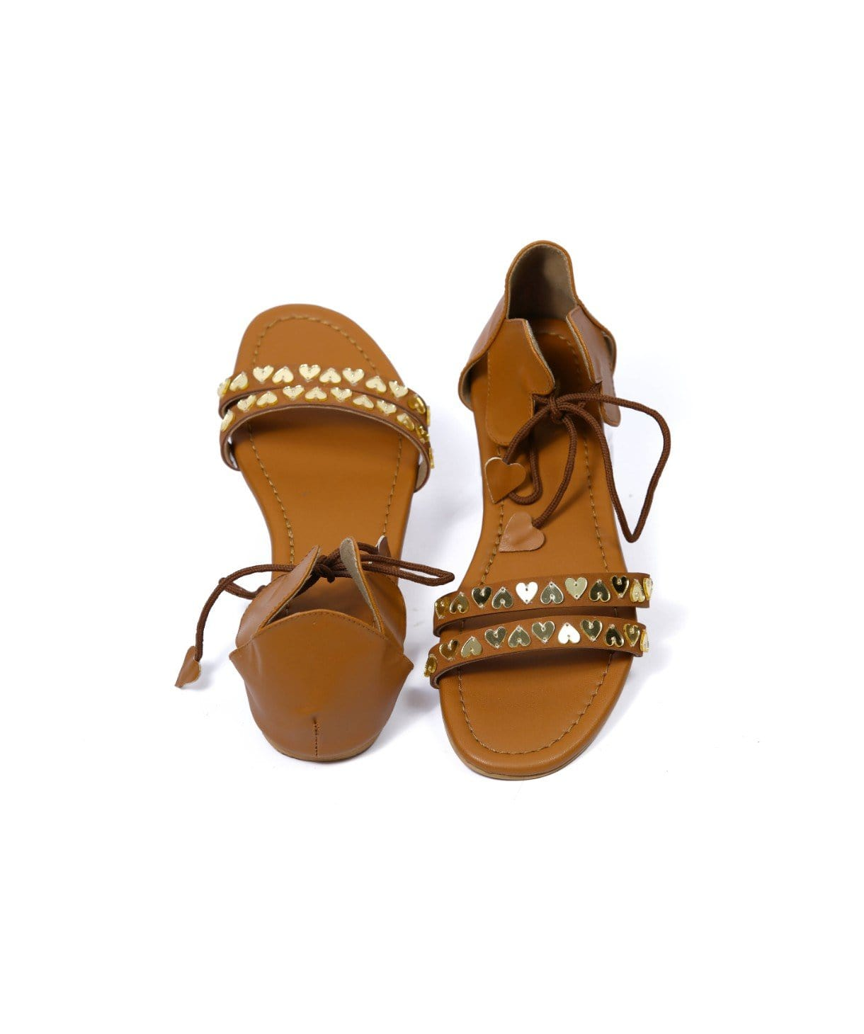 All Heart Sandal - Uptownie