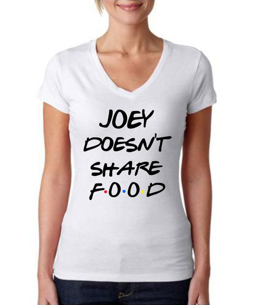 Joey Doesn't Share Food (Cotton)
