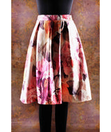 Uptownie X Pearl-Suede and Sugary Floral Skirt - Uptownie