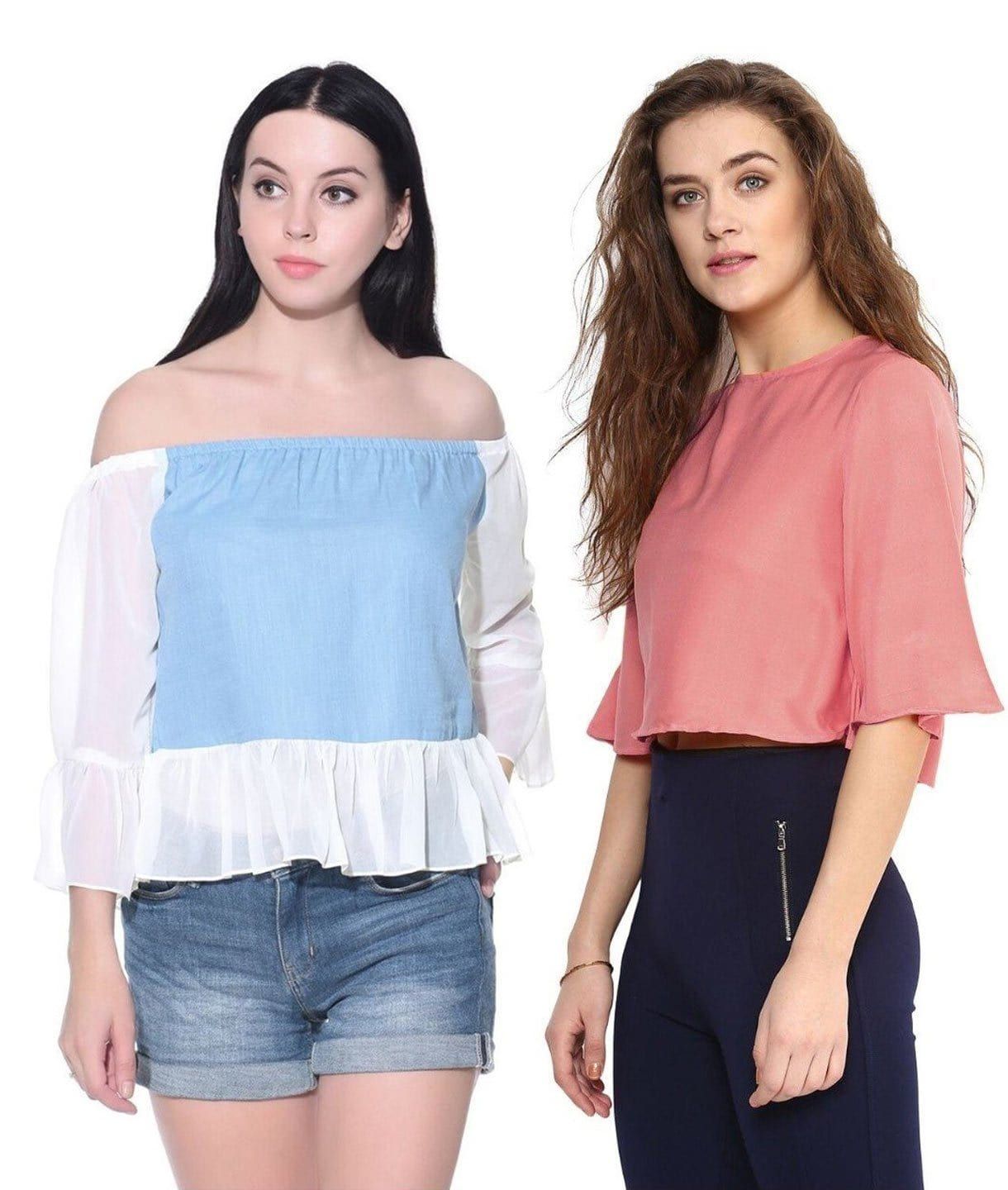 Pastel Tops Super Saver Combo