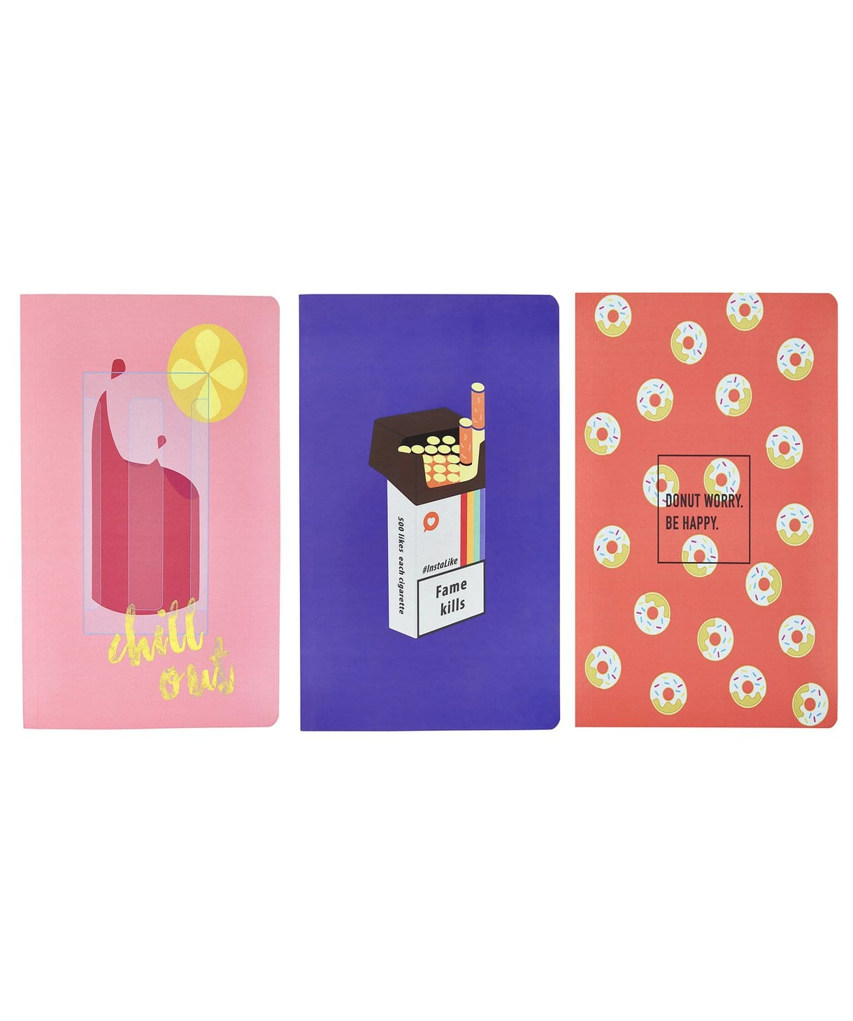 COFKDDN  Diary (set of 3) - Uptownie