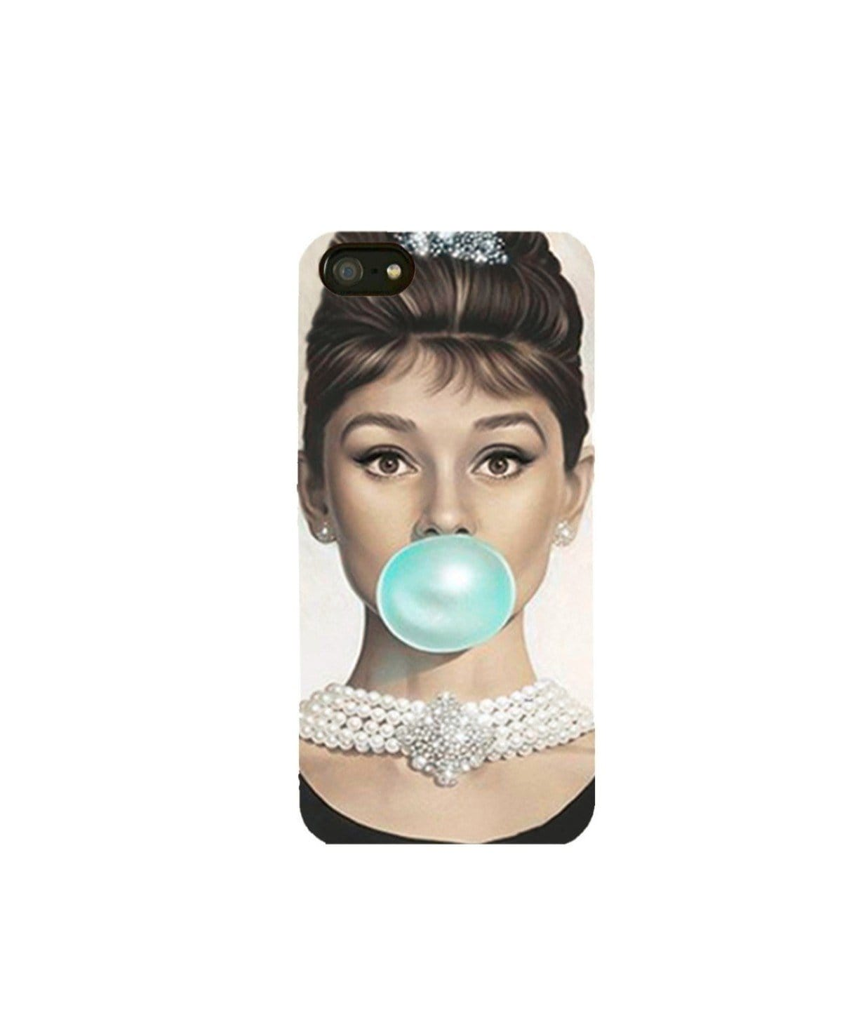 Audrey IPhone Cover (Personalisation Available) - Uptownie