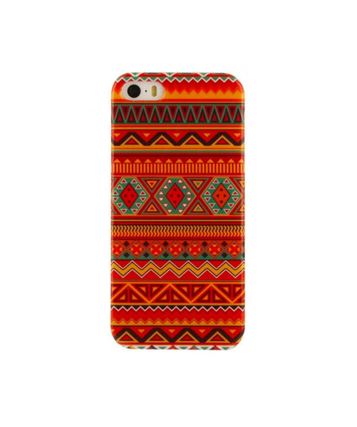 Aztec IPhone Cover - Uptownie