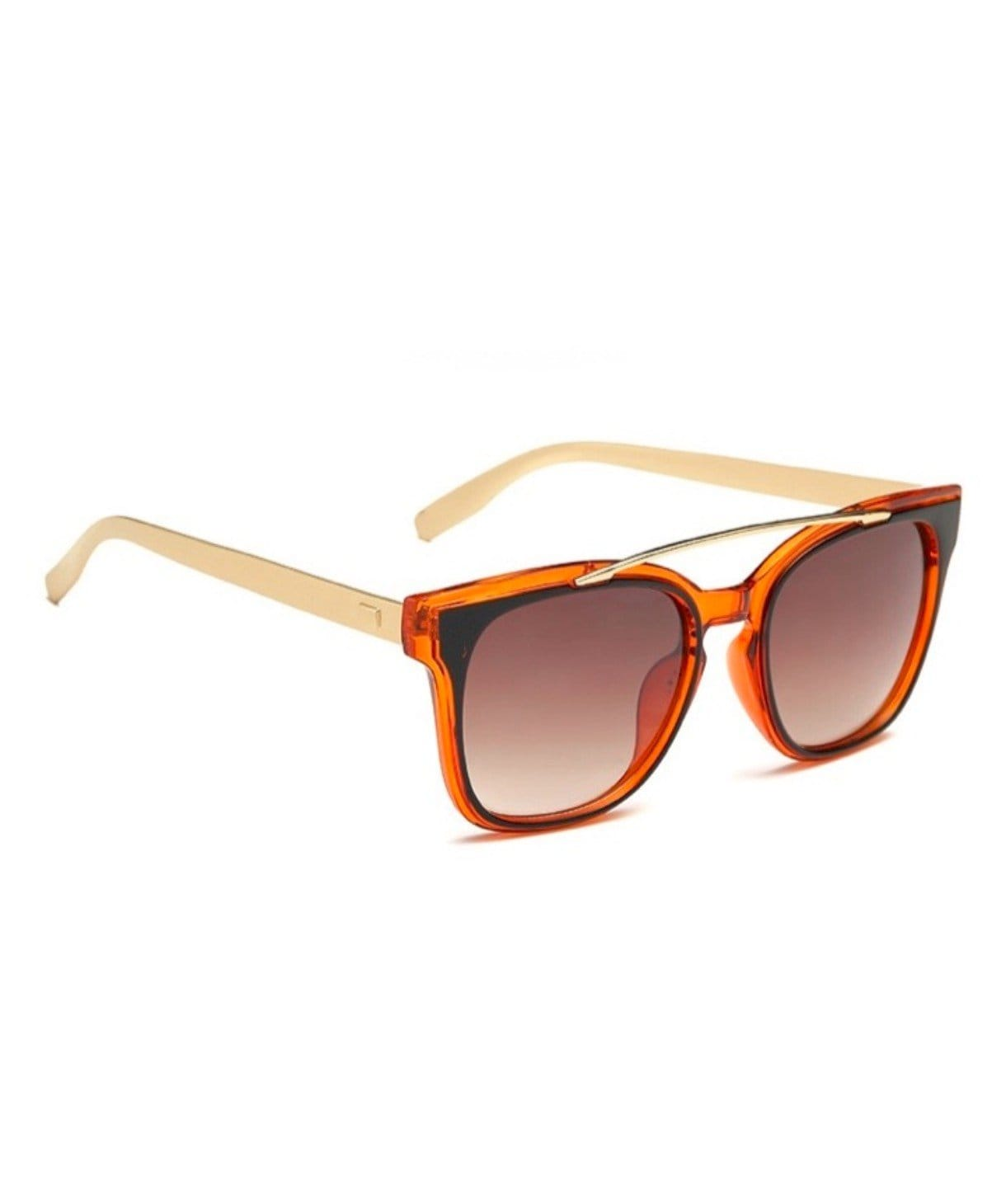 Bayview Sunglasses- Brown - Uptownie