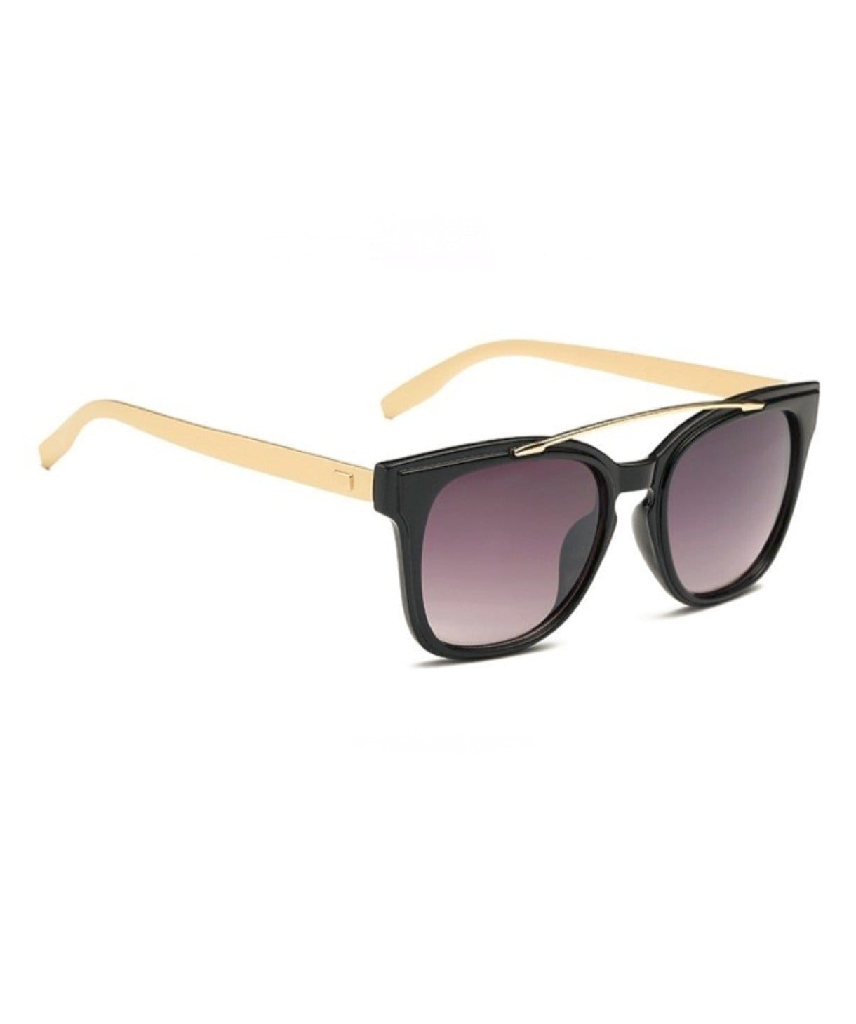 Bayview Sunglasses- Black - Uptownie