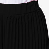 Uptownie Black Pleated Crepe Palazzo 5 trendsale