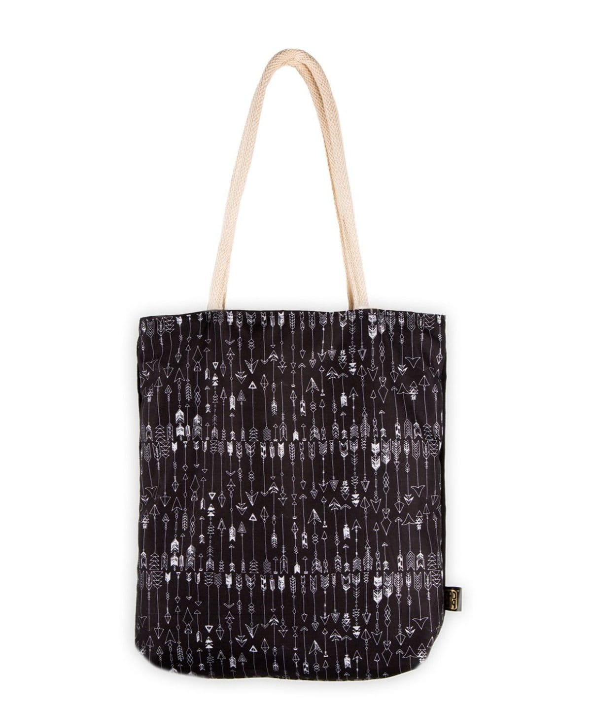 Bohemian Tote Bag. Uptownie.