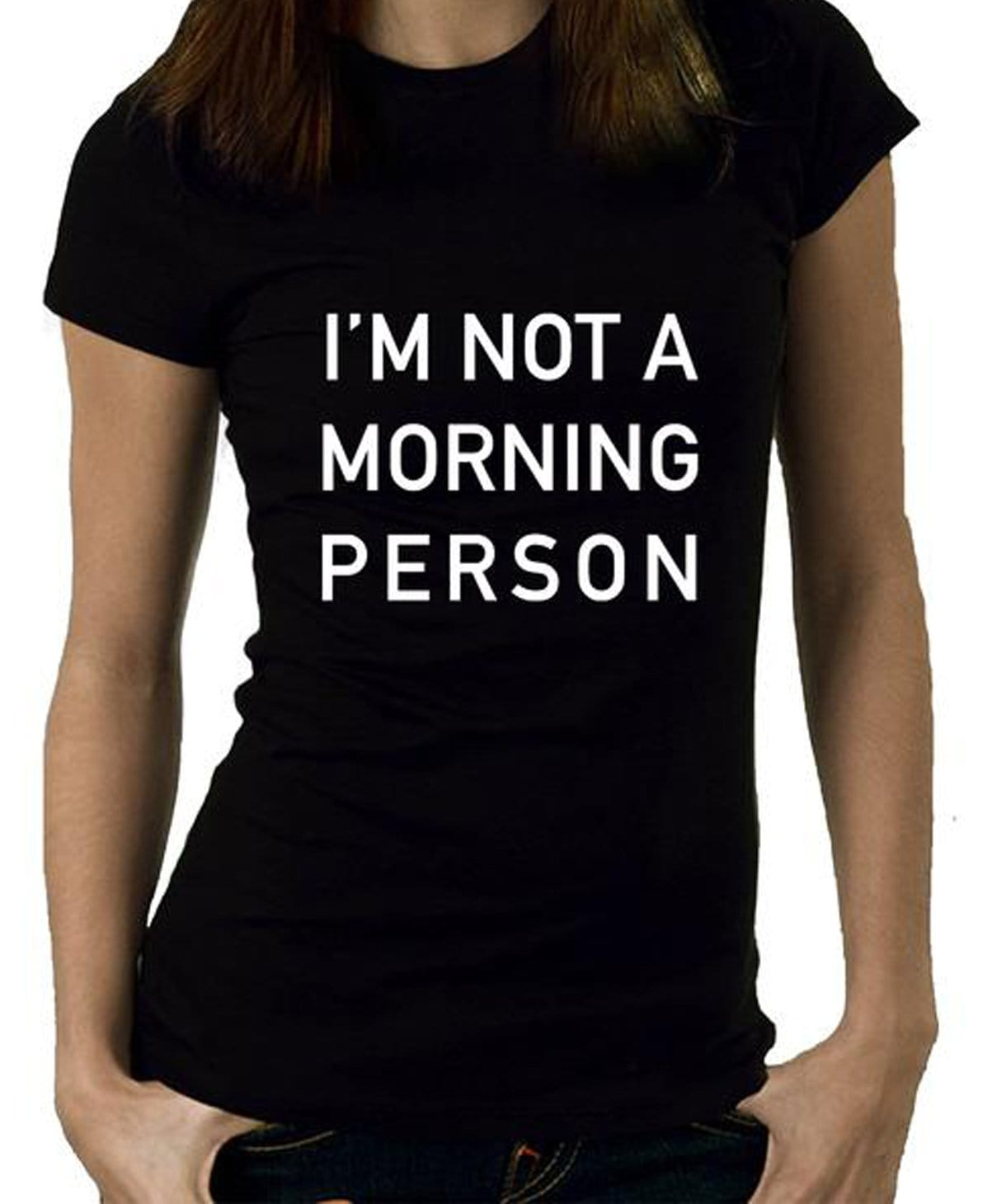 I'm Not A Morning Person - Uptownie